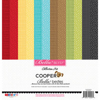 Bella Blvd - Cooper Collection - Besties - 12 x 12 Paper Pack
