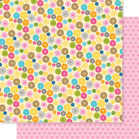 Bella Blvd - Chloe Collection - 12 x 12 Double Sided Paper - I Love Cats