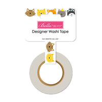 Bella Blvd - Chloe Collection - Washi Tape - Cats