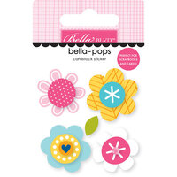 Bella Blvd - Chloe Collection - Stickers - Bella Pops - Blossoms