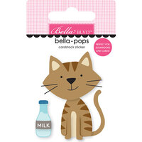 Bella Blvd - Chloe Collection - Stickers - Bella Pops - Tabby Cat