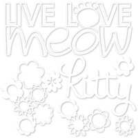 Bella Blvd - Chloe Collection - Cut Outs - Live Love Meow