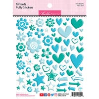 Bella Blvd - Besties Collection - Puffy Stickers - Ice and Gulf Trinkets