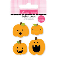 Bella Blvd - Monsters and Friends Collection - Stickers - Bella Pops - Pumpkins