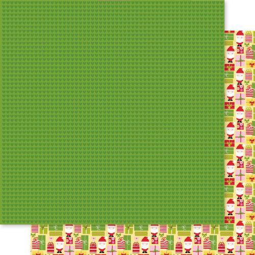 Bella Blvd - Fa La La Collection - 12 x 12 Double Sided Paper - All I Want For Christmas