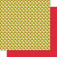 Bella Blvd - Fa La La Collection - 12 x 12 Double Sided Paper - Dear Santa