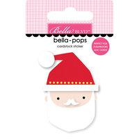 Bella Blvd - Fa La La Collection - Stickers - Bella Pops - St. Nick