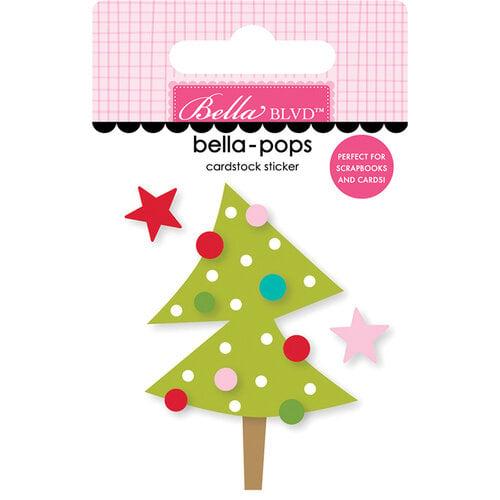 Bella Blvd - Fa La La Collection - Stickers - Bella Pops - Twinkle Lights
