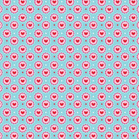 Bella Blvd - My Candy Girl Collection - 12 x 12 Double Sided Paper - Sugar Baby
