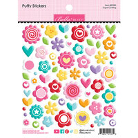 Bella Blvd - My Candy Girl Collection - Puffy Stickers - Sugar Coating
