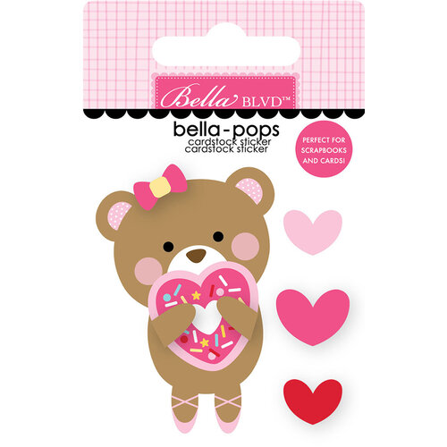 Bella Blvd - My Candy Girl Collection - Bella Pops - Donut Grow Up