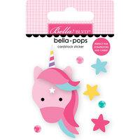Bella Blvd - My Candy Girl Collection - Stickers - Bella Pops - Unicorn Magic