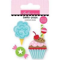 Bella Blvd - My Candy Girl Collection - Stickers - Bella Pops - Sugar! Sugar!