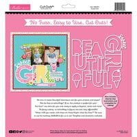 Bella Blvd - My Candy Girl Collection - Cut Outs - Sweet Girl