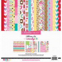 Bella Blvd - My Candy Girl Collection - 12 x 12 Collection Kit