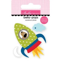 Bella Blvd - To The Moon Collection - Stickers - Bella Pops - Soar High