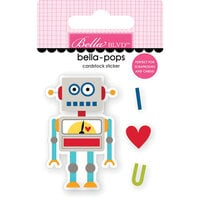 Bella Blvd - To The Moon Collection - Stickers - Bella Pops - Mr. Robot