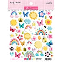Bella Blvd - You Are My Sunshine Collection - Puffy Stickers - Oh Happy Day