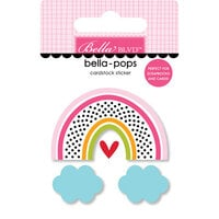 Bella Blvd - You Are My Sunshine Collection - Stickers - Bella Pops - Chasing Rainbows