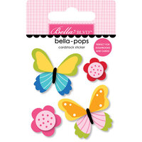 Bella Blvd - You Are My Sunshine Collection - Stickers - Bella Pops - Fly Away