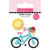 Bella Blvd - You Are My Sunshine Collection - Stickers - Bella Pops - Bike Ride