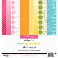 Bella Blvd - You Are My Sunshine Collection - 12 x 12 Bella Besties Kit