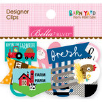 Bella Blvd - Barnyard Collection - Designer Clips