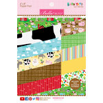 Bella Blvd - Barnyard Collection - 6 x 8 Paper Pad