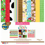 Bella Blvd - Barnyard Collection - 12 x 12 Collection Kit