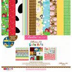 Bella Blvd - Barnyard Collection - 12 x 12 Collection Kit