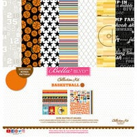 Bella Blvd - Basketball Collection - 12 x 12 Collection Kit