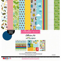 Bella Blvd - Bug Explorer Collection - 12 x 12 Collection Kit