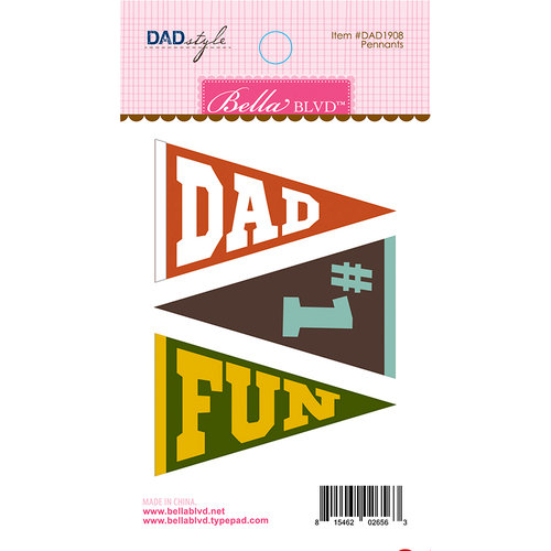 Bella Blvd - Dad Style Collection - Pennants