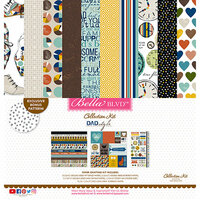 Bella Blvd - Dad Style Collection - 12 x 12 Collection Kit