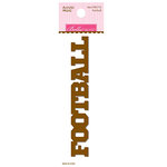 Bella Blvd - Football Collection - Acrylic Word - Football