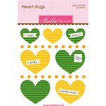 Bella Blvd - Legacy Collection - Heart Hugs - Sunshine