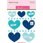 Bella Blvd - Legacy Collection - Heart Hugs - Rainy Day
