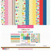 Bella Blvd - Home Sweet Home Collection - 12 x 12 Collection Kit
