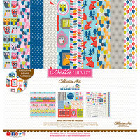 Bella Blvd - Mind Your Manners Collection - 12 x 12 Collection Kit