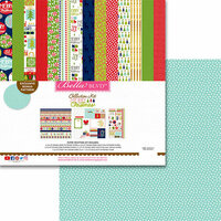 Bella Blvd - Merry Christmas Collection - 12 x 12 Collection Kit