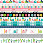 Bella Blvd - Mom Life Collection - 12 x 12 Double Sided Paper - Borders