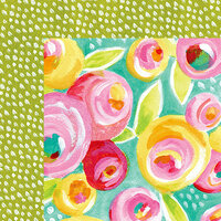 Bella Blvd - Make Your Mark Collection - 12 x 12 Double Sided Paper - Magnifique