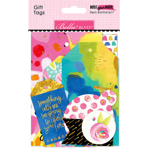 Bella Blvd - Make Your Mark Collection - Gift Tags with Foil Accents