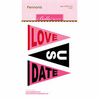 Bella Blvd - Pennants - Love