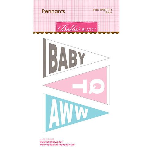 Bella Blvd - Pennants - Baby