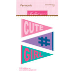 Bella Blvd - Pennants - Girl