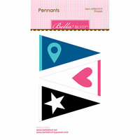 Bella Blvd - Pennants - Shapes