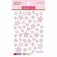 Bella Blvd - Puffy Stickers - Stars - Cotton Candy Mix