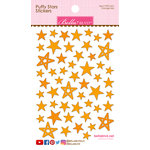 Bella Blvd - Puffy Stickers - Stars - Orange Mix