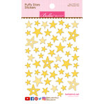 Bella Blvd - Puffy Stickers - Stars - Bell Pepper Mix